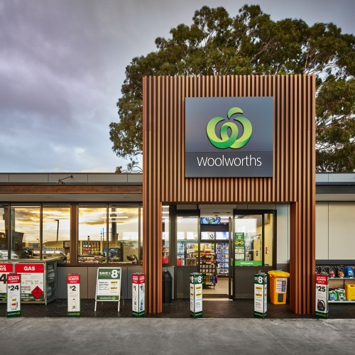 Woolworths Express Oakleigh
